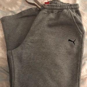 Men's Puma sweats